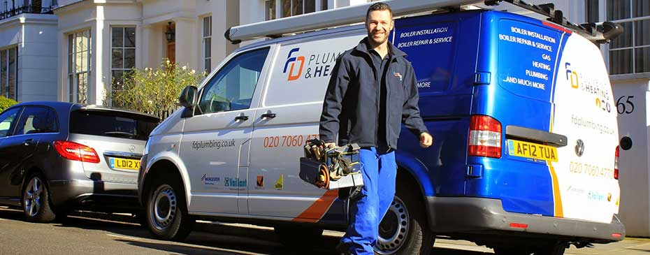 Plumbing Heating Services in London, UK